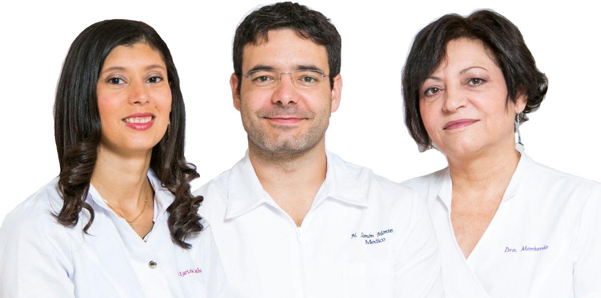Doctores de Clínicas Nu
